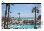 Hotel Del Coronado Pool  Carry-all Pouch