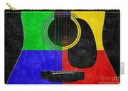 Hour Glass Guitar 4 Colors 1 Carry-all Pouch