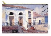 House In Santiago Carry-all Pouch