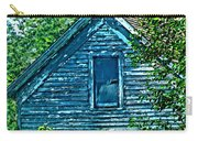 House In The Woods Art Carry-all Pouch