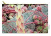 House Leek Carry-all Pouch
