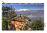 House On The Lake Front Carry-all Pouch