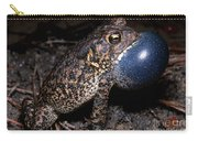 Houston Toad Carry-all Pouch
