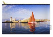 Howth, County Dublin, Ireland Sailboat Carry-all Pouch