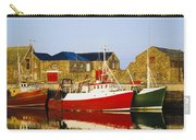 Howth Harbour, County Dublin, Ireland Carry-all Pouch