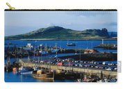 Howth Harbour & Irelands Eye, Co Carry-all Pouch