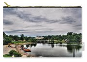 Hoyt Lake Delaware Park 0001 Carry-all Pouch