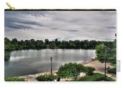 Hoyt Lake Delaware Park 0002 Carry-all Pouch