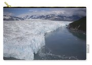 Hubbard Glacier Encroaching On Gilbert Carry-all Pouch