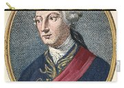 Hugh Percy (1742-1817) Carry-all Pouch