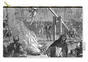 Huguenots: Persecution Carry-all Pouch