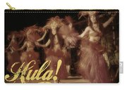 Hula Daguerreotype Carry-all Pouch