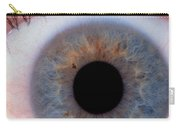 Human Eye Carry-all Pouch