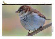 Humble Housesparrow Carry-all Pouch