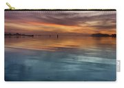 Humboldt Bay Dusk Carry-all Pouch