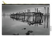 Humboldt Bay Ruins Carry-all Pouch