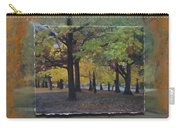 Humboldt Park Trees Layered Carry-all Pouch