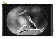 Hummingbird - Young Bird Carry-all Pouch