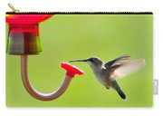 Hummingbird Drinking Carry-all Pouch