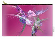 Hummingbird Fantasy Abstract Carry-all Pouch