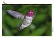 Hummingbird Glory Carry-all Pouch