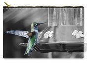 Hummingbird Wings II Carry-all Pouch