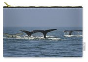 Humpback Flukes Carry-all Pouch