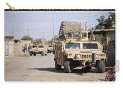 Humvees Conduct Security Carry-all Pouch