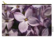 Hungarian Lilac Nr 9 Carry-all Pouch