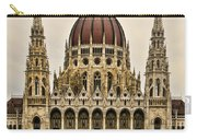 Hungarian Parliment Building Carry-all Pouch