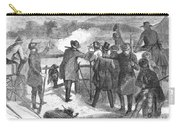 Hunting: Turkey, 1867 Carry-all Pouch