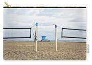 Huntington Beach Volley Ball Carry-all Pouch