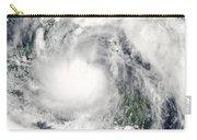 Hurricane Alex Carry-all Pouch
