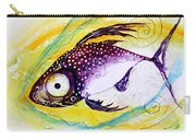 Hurricane Fish 7 Carry-all Pouch