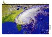 Hurricane Floyd Carry-all Pouch