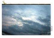 Hurricane Isaac Storm Clouds Carry-all Pouch