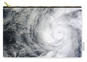 Hurricane Kenneth Off The Coast Carry-all Pouch