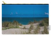 Hutchinson Island Heaven Carry-all Pouch by Trish Tritz