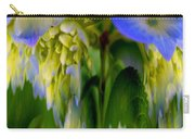 Hydrangea Fantasy Carry-all Pouch