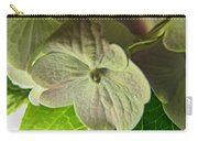 Hydrangea Macro Carry-all Pouch