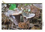 Hygrophorus Caprinus Mushrooms Carry-all Pouch