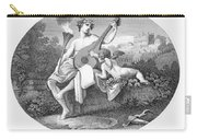 Hymen And Cupid Carry-all Pouch