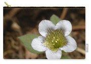 Hyoscyamus Flower Carry-all Pouch