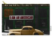 I Am An American Carry-all Pouch