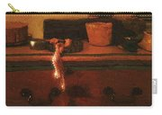 I Do Love Pearls Carry-all Pouch by RC deWinter