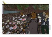 I Have A Dream Carry-all Pouch by Karen Elzinga