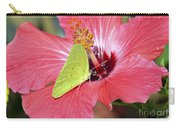 I Love My Hibiscus Carry-all Pouch