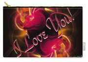 I Love You Card 2 Carry-all Pouch
