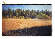I Roam Carry-all Pouch by Laurie Search