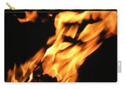 I See Fire Carry-all Pouch